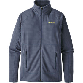 Patagonia M's R1 Full-Zip Jacket Dolomite Blue